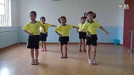 幼儿舞蹈——牛奶歌(高清)(原画)