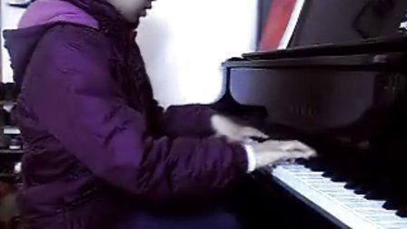 野蜂飞舞(钢琴)
