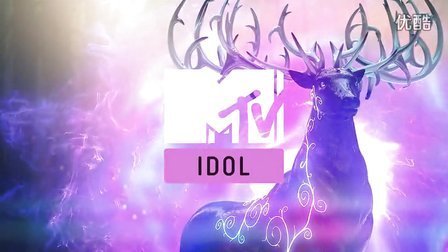 Polynoid's MTV Idol idents