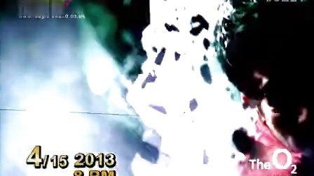 王力宏 火力全開 倫敦演唱會 電視CF