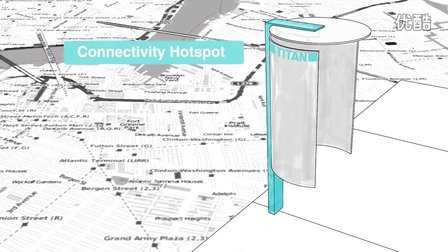 Reinventing Payphones——NYC I/O:The Responsive City