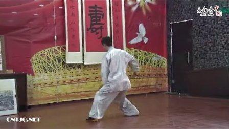 陈伯祥七十寿辰弟子汇报表演——陈式太极拳小架