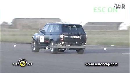 Euro NCAP - Range Rover - 2012 - ESC testwww.doshow.com.cn
