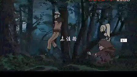 火影忍者剧场版9忍者之路 高清韩语版