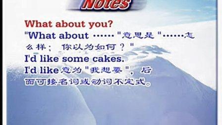 金田初中英语视频初一下册UNIT1-10