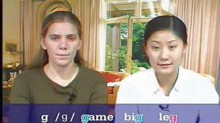 金田初中英语视频初一下册UNIT1-08