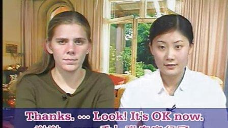 金田初中英语视频初一下册UNIT1-07
