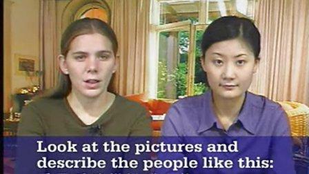 金田初中英语视频初一下册UNIT2-08