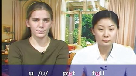 金田初中英语视频初一下册UNIT2-14