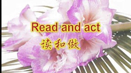 金田初中英语视频初一下册UNIT2-12
