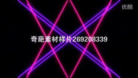 超炫灯光秀开场LED素材 婚庆灯光秀音乐素材