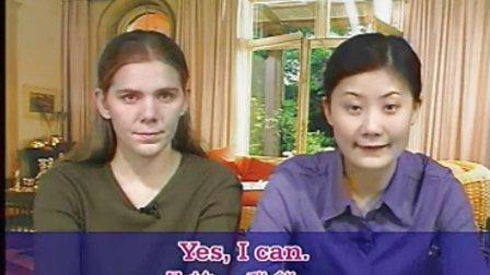金田初中英语视频初一下册UNIT3-09