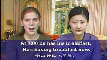 金田初中英语视频初一下册UNIT3-06