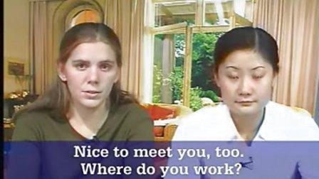 金田初中英语视频初一下册UNIT3-03