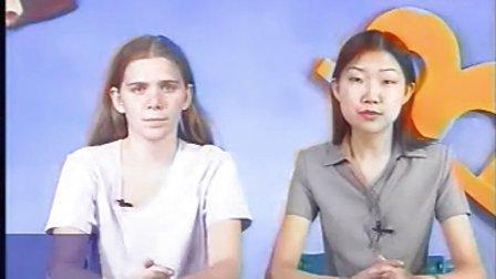 金田初中英语视频初二上册UNIT1-15