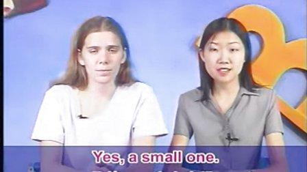 金田初中英语视频初二上册UNIT1-13