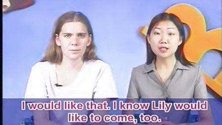 金田初中英语视频初二上册UNIT1-09