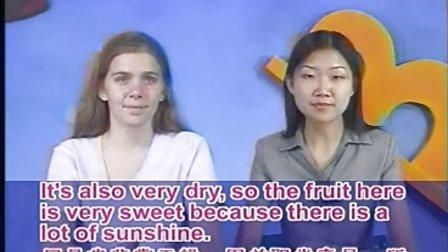 金田初中英语视频初二上册UNIT3-09