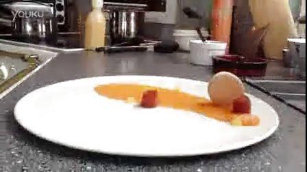 haollee老师分享视频-西餐是这样摆盘装饰de