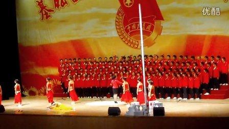 福建医科大学11级七年制团歌大赛