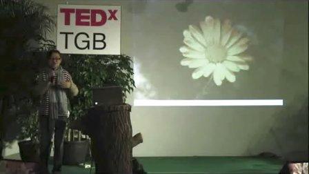 TEDxTGB百花齐放-Rita Zhou周白云