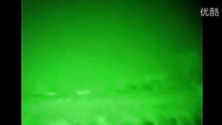 美军超级眼镜蛇在阿富汉夜间攻击视频