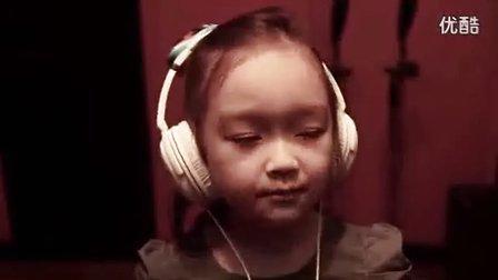 卡卡西最爱小萝莉Barna翻唱Rolling in the deep!超萌!超好听