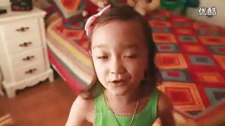 卡卡西最爱小萝莉 Barna 翻唱火星哥《Lazy Song》 高清
