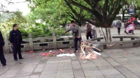 桂林市象山区暴力执法