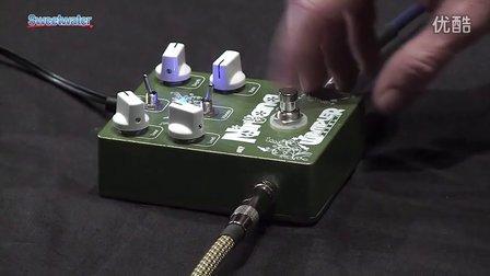 Wampler Nirvana Chorus_Vibrato Pedal Demo