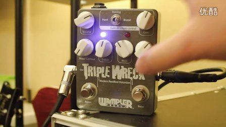 Wampler Triple Wreck Demo