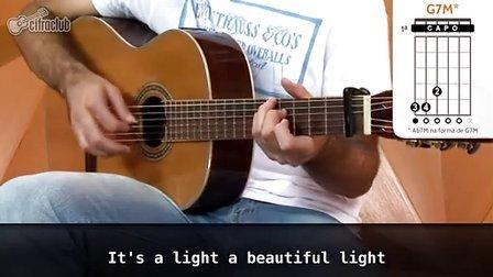 93 MILLION MILES吉他弹唱教学