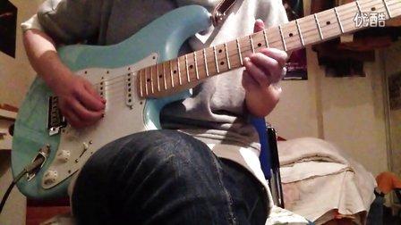 练琴日记:Hard Edge Blues(slow)