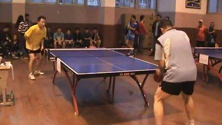 1╱4决赛:(1)ET酒吧队.赵磊vs金华正大队.孙颖博