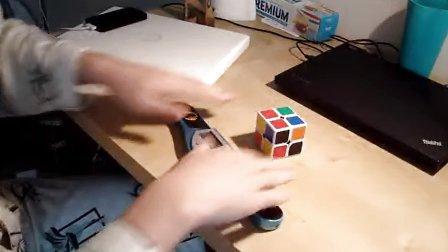 解2x2x2最快的一次