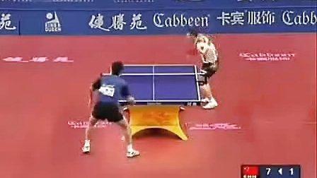 乒乓球 孔令辉 马琳
