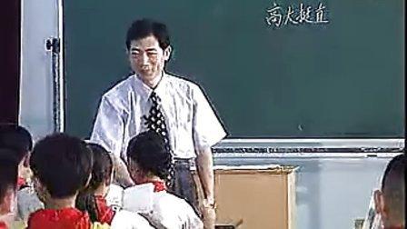 《白杨》课堂实录1人教版小学语文五年级下册