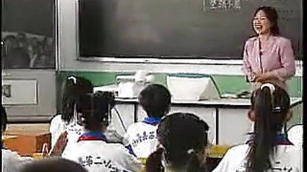 《白杨》课堂实录语文五年级下册1人教版小学语文五年级