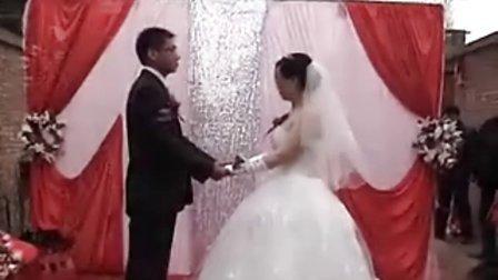 焦作婚礼主持人-永乐 农村室外婚礼