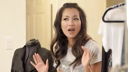 Pairings- What to Wear with a Moto Leather Jacket - YouTube