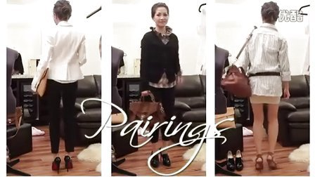 Pairings- Menswear-Inspired Style_Fashion - YouTube