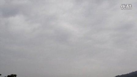 F86軍刀機加水星90涵道第二次飛行