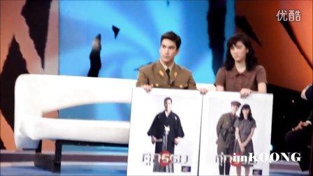 20130320 Nadech萤爱剧组录制Tonight Show饭拍片段