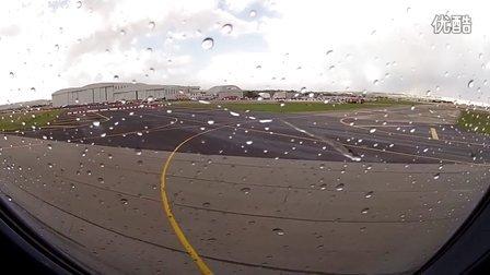 法拉利 F12 、空中客车 A320 直线加速赛