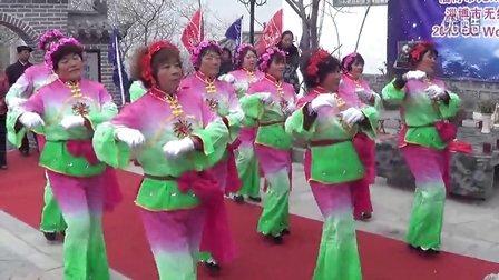 淄博电台村《最炫民族风》