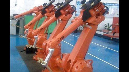 ABB机器人高级编程培训
