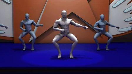动画《MJ舞蹈》-完美动力影视后期学员作品