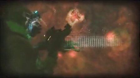 死亡空间3坑爹解说第十五期——老白必须死,第一次boss战