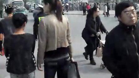 四平青年之锦江大街交通治安