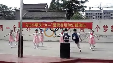 三年级小学生快板表演(流畅)